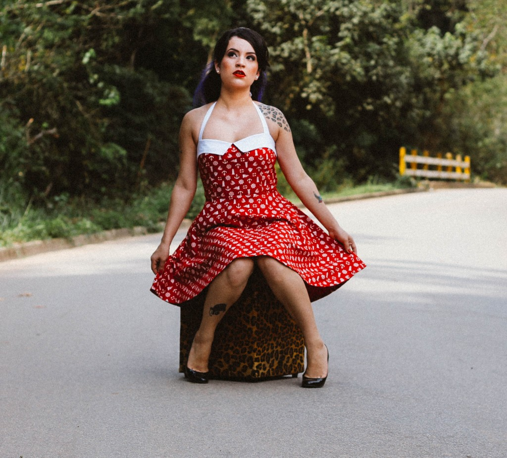 vestidos pin up onde comprar online