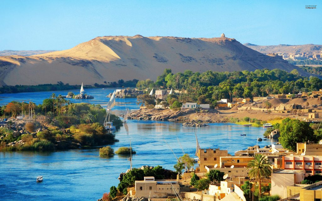 aswan As 25 cidades mais bonitas do mundo para fotografar