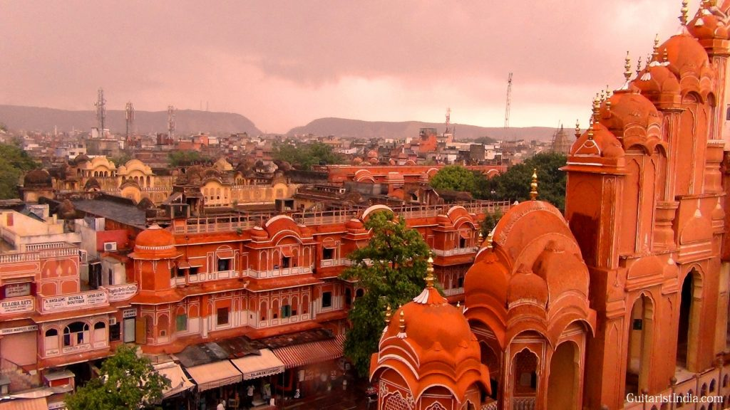 jaipur As 25 cidades mais bonitas do mundo para fotografar
